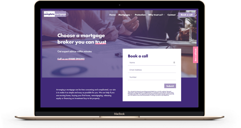 complete-mortgage-company-website
